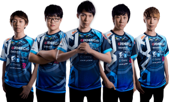 Detonation Focusme qualified for the 2018 League of Legends World Championship Play-In stage