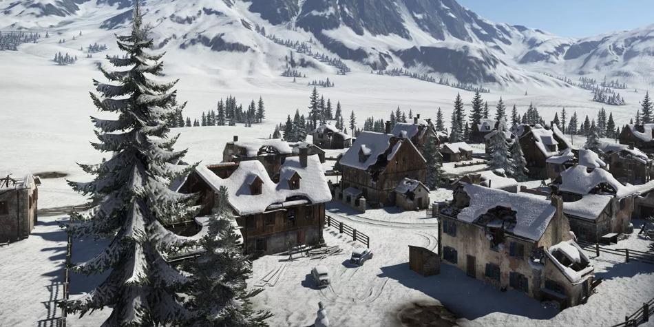 snow map