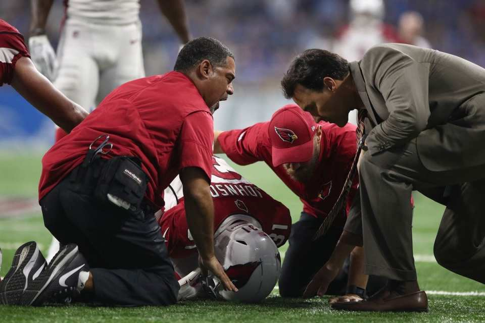 NFL week five injuries