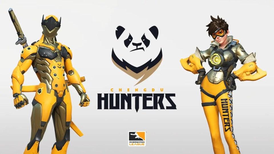 Welcome, Chengdu Hunters