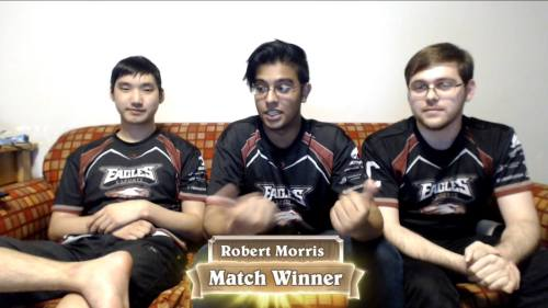 Hearthstone Collegiate Champs
