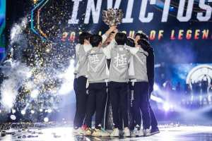 Invictus Gaming won the 2018 League of Legends World Championship