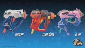 Overwatch: Nerf Blasters revealed