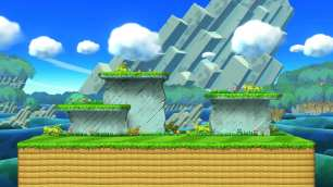 Super Smash Bros: Competitive Stages