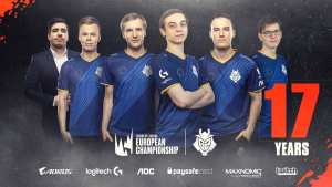 Caps joins G2 for 2019