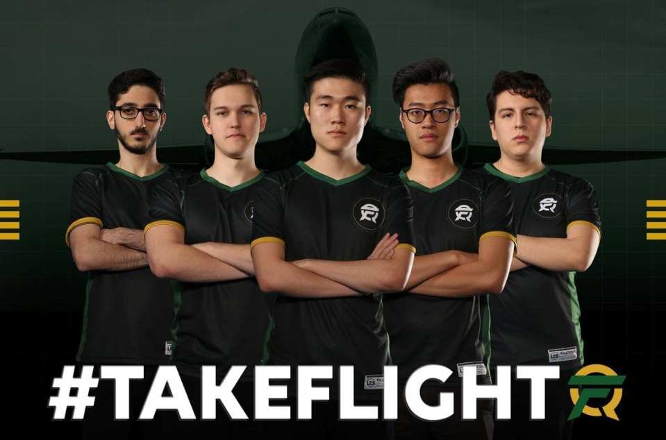 FlyQuest added Pobelter for 2019