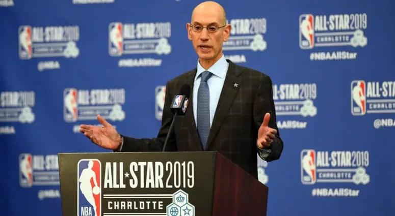 NBA commissioner