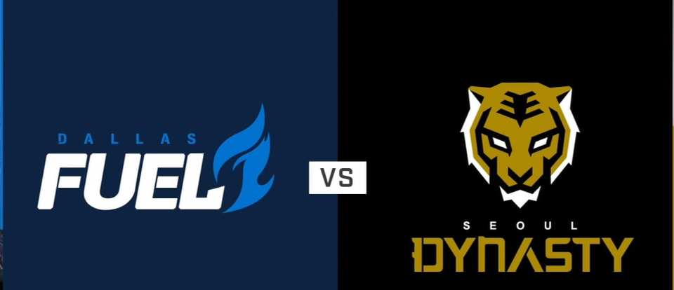 Dallas Fuel vs Seoul Dynasty