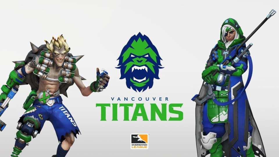 Vancouver Titans vs Shanghai Dragons