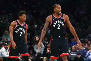 NBA Finals Game 1