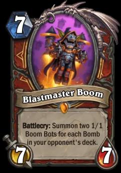Blastmaster Boom, Heistbaron Togwaggle, and Keeper Stalladris
