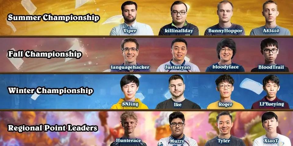 Hearthstone 2019 World Championship
