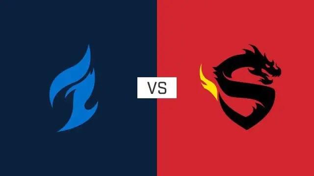Dallas Fuel vs Shanghai Dragons