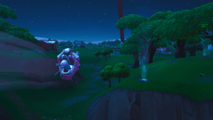 New mobility in Fortnite