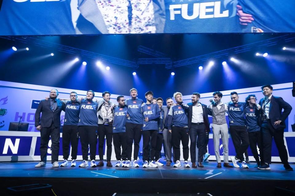 Dallas Fuel stage finals