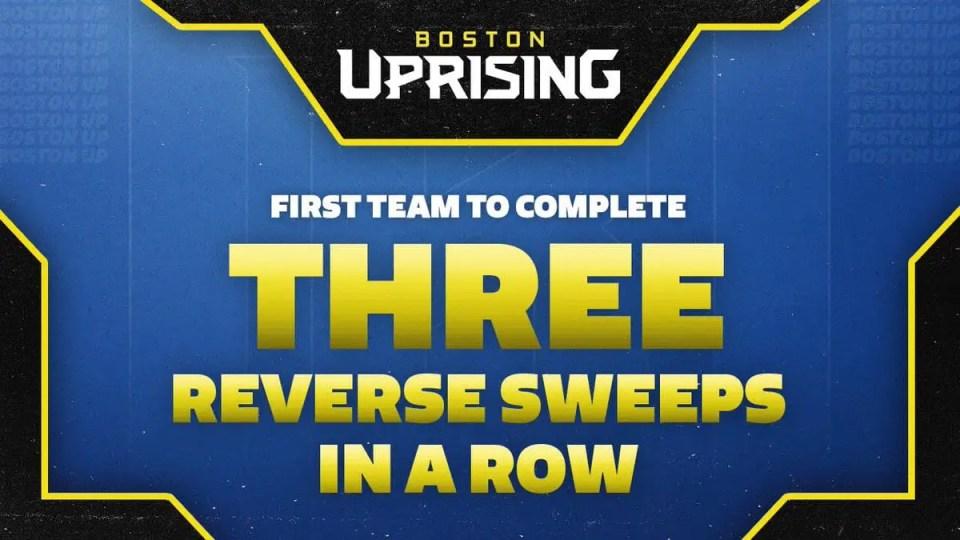 boston uprising week 2