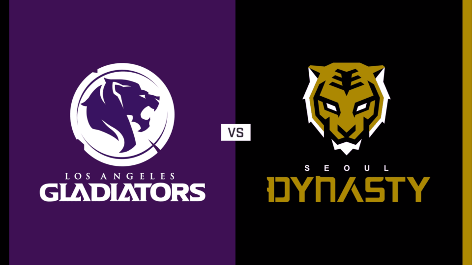 Los Angeles Gladiators vs. Seoul Dynasty