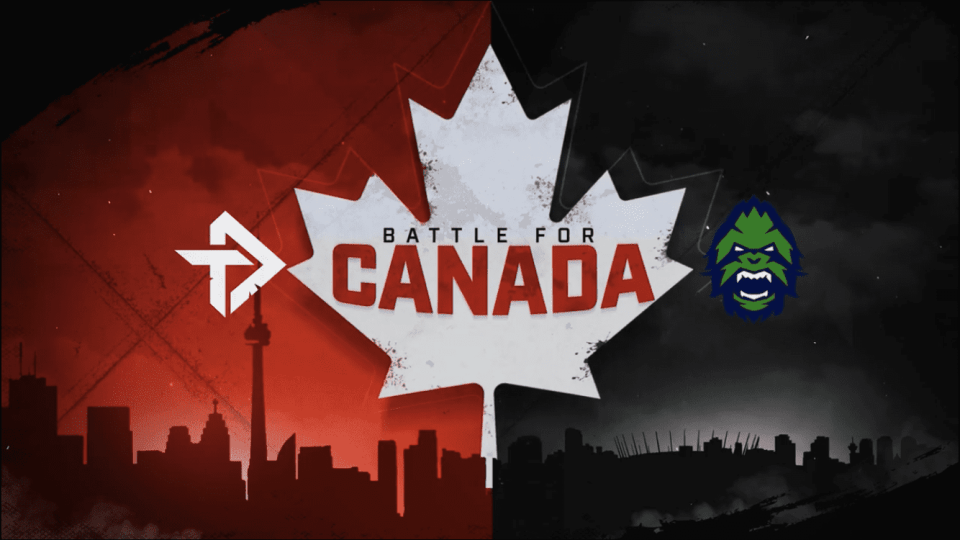 Toronto Defiant vs. Vancouver Titans