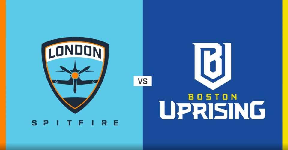 Boston Uprising vs London Spitfire