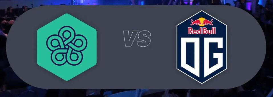OpenAI Five vs OG