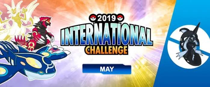 Pokemon 2019 May International Challenge