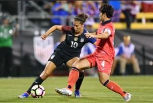 Women's World Cup Week 1
