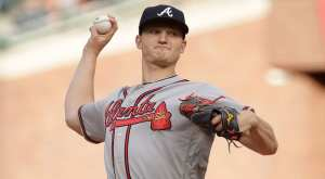 Braves pitching rotation