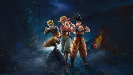 Jump Force, an anime fighter that came out earlier this year