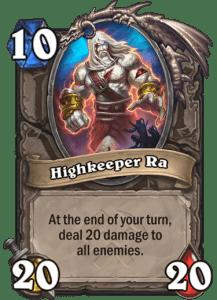 Highkeeper Ra