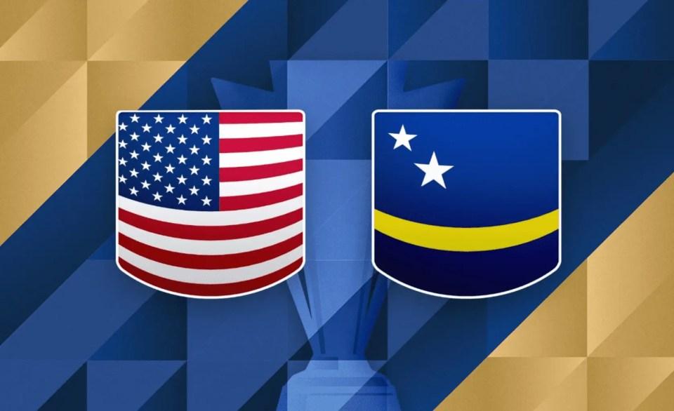 USA vs Curacao 1-0 Recap