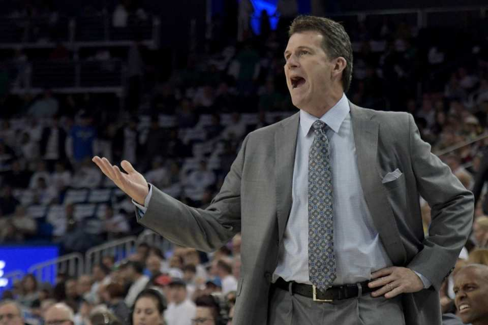 Will Steve Alford Succeed at Nevada?