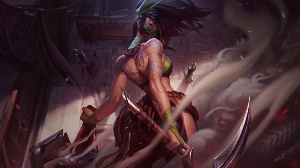 Teamfight Tactics: In-Depth Ninja Items Tier List