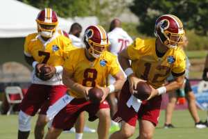 Despite the QB situation, here's why you should be excited about the Redskins heading into 2019