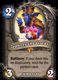 Zephrys the Great Hotfix