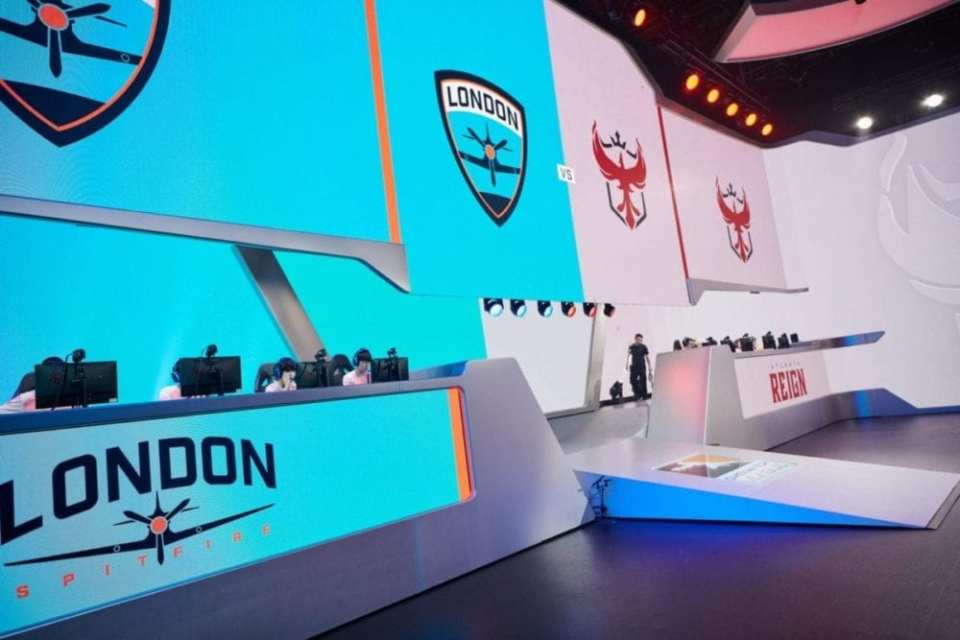 London Spitfire Play-In