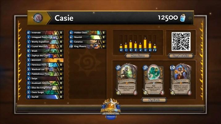 Hearthstone Grandmasters Season 2 Week 2 Meta