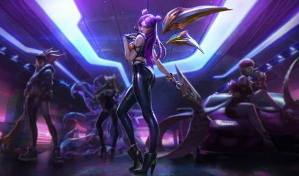 TFT Releases 9.19 Patch Notes: Kai