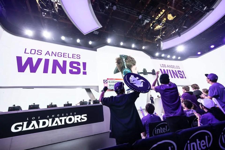 los angeles gladiators 2020