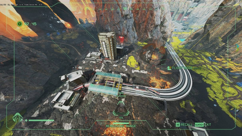 lava city