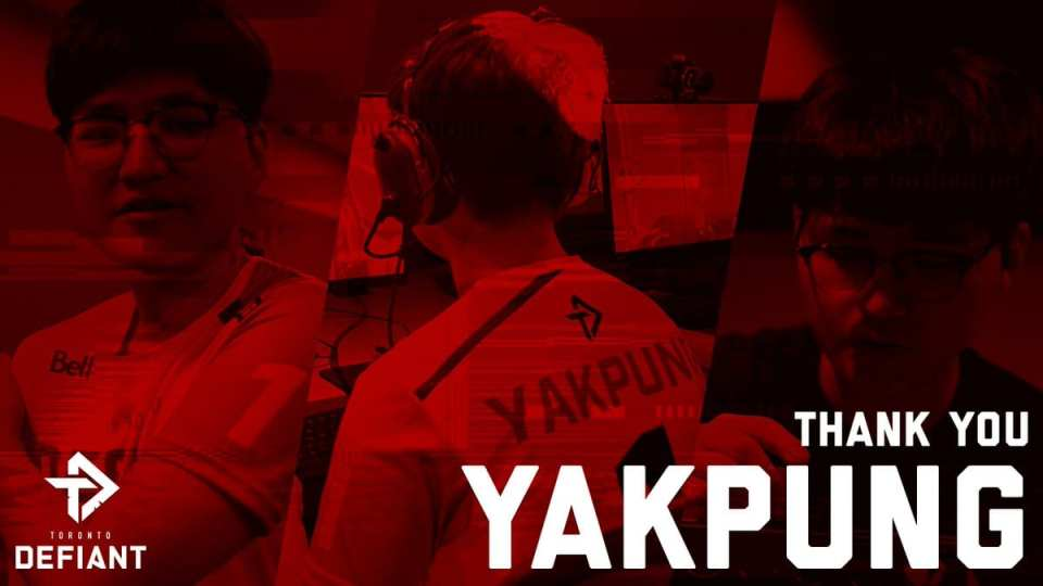 Toronto Defiant Releases Yakpung