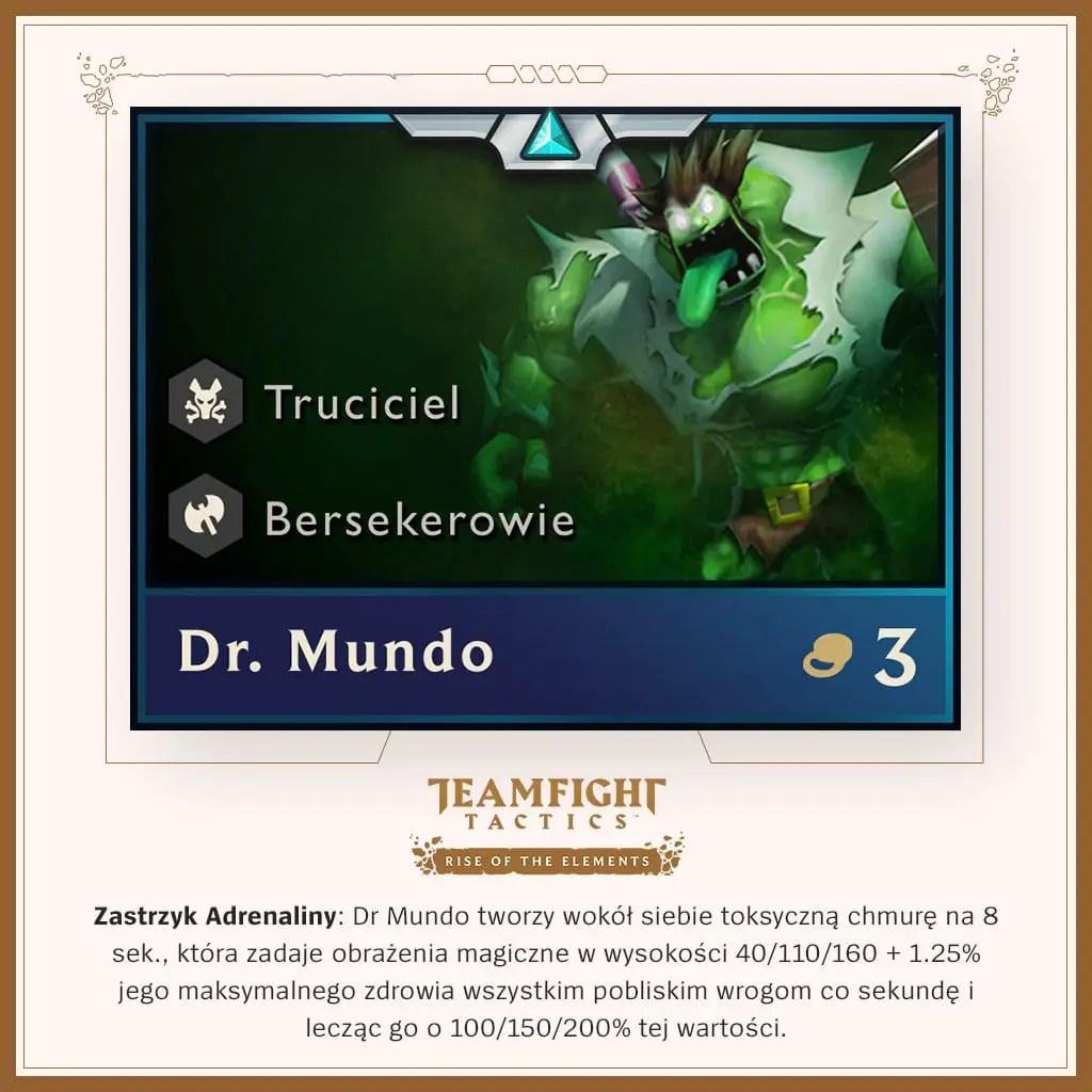 Dr. Mundo TFT