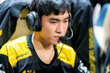 GAM Levi was a top ten player eliminated after Worlds Group Stage