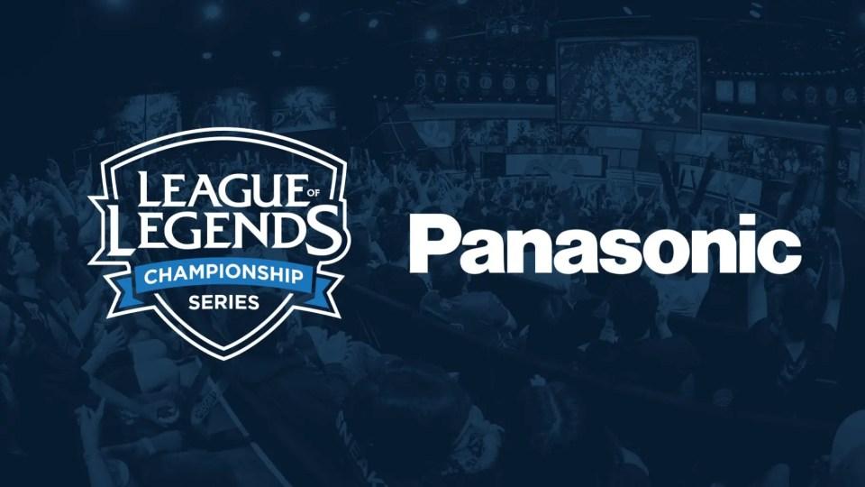 league of legends panasonic