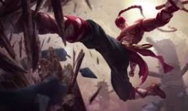 Lee sin, Play-Making Jungle Champions for Worlds