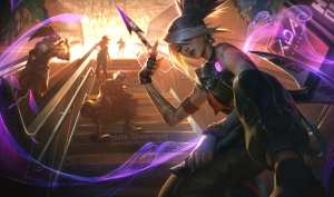 Riot Games and Louis Vuitton Collaboration