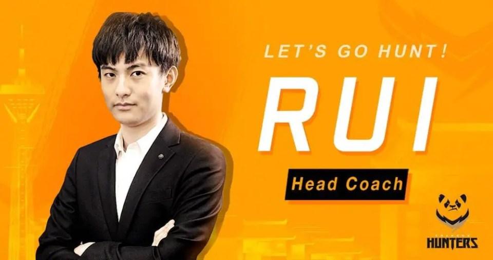 Coach RUI