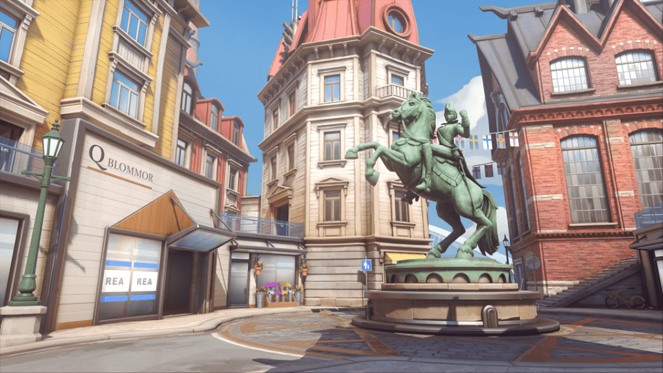 overwatch 2 new maps