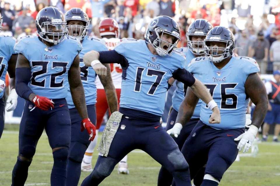 Titans Host Jaguars in Week 12