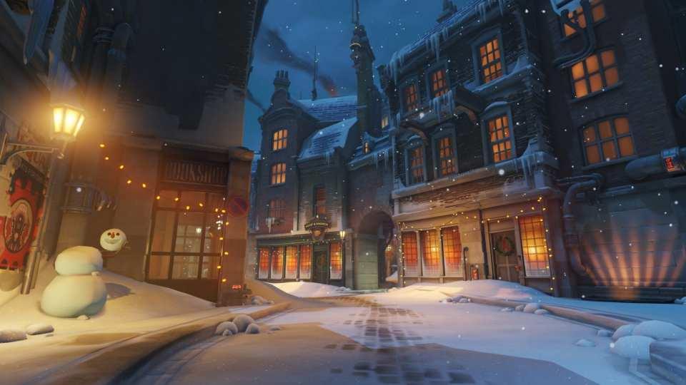 Overwatch Winter Wonderland