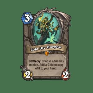 Hearthstone Legendaries the Should be in Battlegrounds